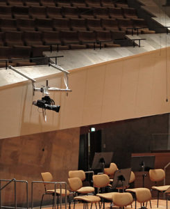 Berliner Philharmoniker, Saal, © Nonkonform