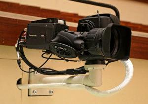Berliner Philharmoniker, Saal, Remote-Kamera