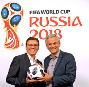 ARD, ZDF. Fußball-WM, Herres, Frey