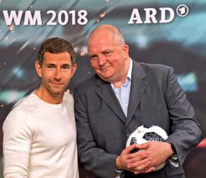 Fußball-WM, SWR, Micky Beisenherz, Jörg Thadeusz