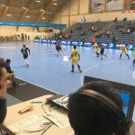 Handballmeisterschaft aus Grönland via Cloud live übertragen