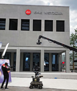 Leitz Cine Wetzlar, Gebäude