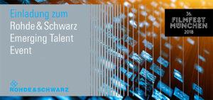 Emerging Talent Event