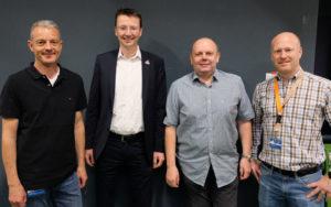 Fußball-WM 2018, technische Leitung, Gregor Schmid, Lars Stahl, Vitino Zoiro, Florian Rathgeber