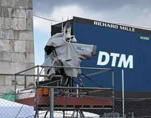 DTM, Norisring, Wige-Kamera, © Nonkonform