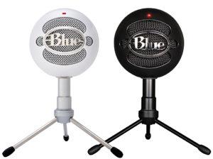 Blue, USB-Mikrofon, Snowball Ice