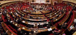 Assemblée Nationale, französisches Parlament, © Richard Ying et Tangui Morlier