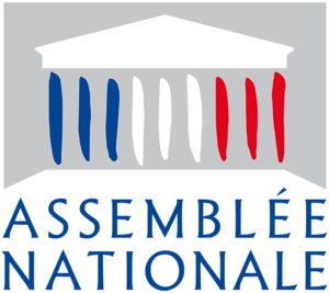 Assemblée Nationale, französisches Parlament, Logo