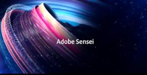 Adobe Sensei, Logo