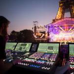 Lawo bei Feierlichkeiten zum 14. Juli in Frankreich