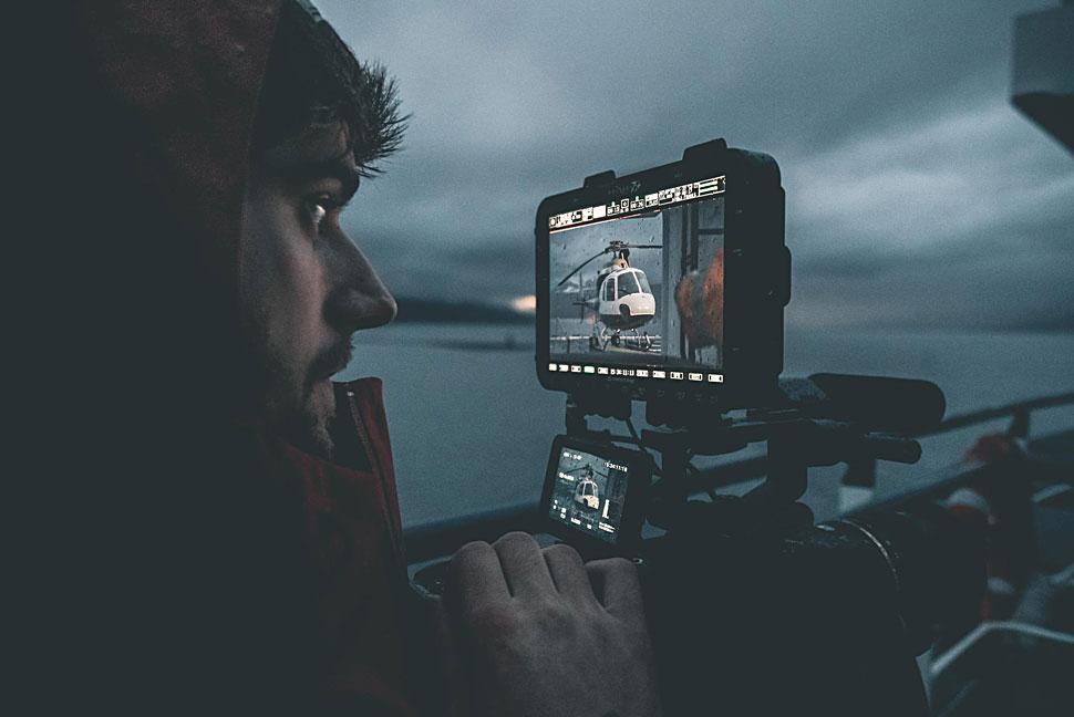 Projekt: Antarktis«: filmen auf ewigem Eis - film-tv-video.de