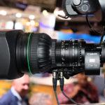 IBC2018: Kompaktes 25x-Zoom von Canon