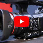 IBC2018-Video: 4K-HDR-Camcorder Canon XF705