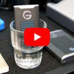 IBC2018-Video: Neuheiten von G-Technology/Western Digital