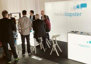 Medialoopster