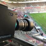 IBC2018: Panasonic zeigt neues 8K ROI Multikamerasystem