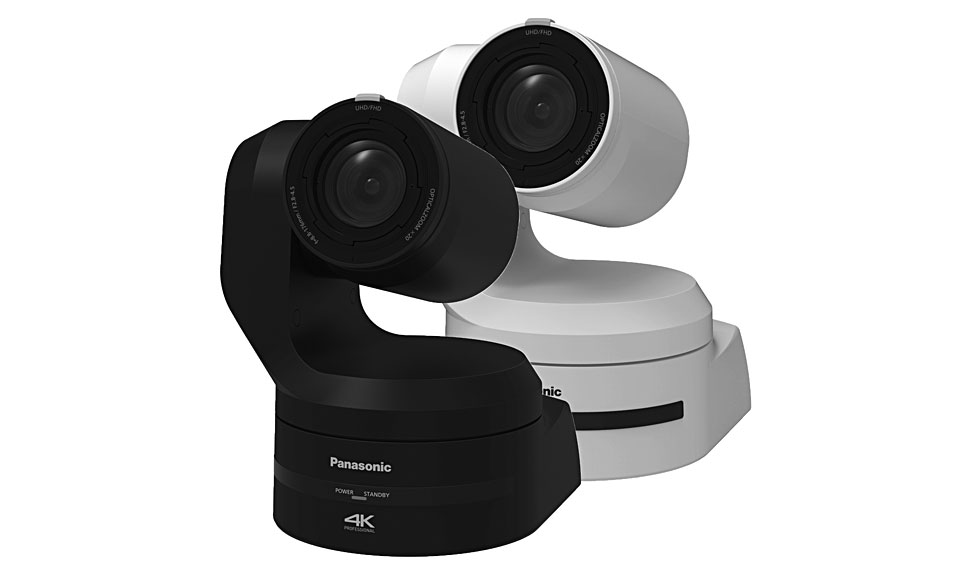 ibc2018 video 4k 50p ptz kamera mit integriertem hdr. Black Bedroom Furniture Sets. Home Design Ideas