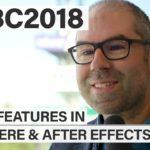 IBC2018-Video: Adobe-Neuheiten im Überblick