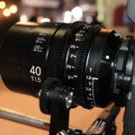 IBC2018: Sigma mit drei neuen Objektiven