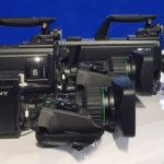 IBC2018: Sony stellt vier neue Live-Produktions-Systemkameras vor