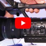 IBC2018-Video: Sony stellt NXCAM-Camcorder HXR-NX200 vor