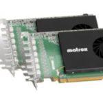 IBC2018: Matrox zeigt 12G SDI I/O Karten