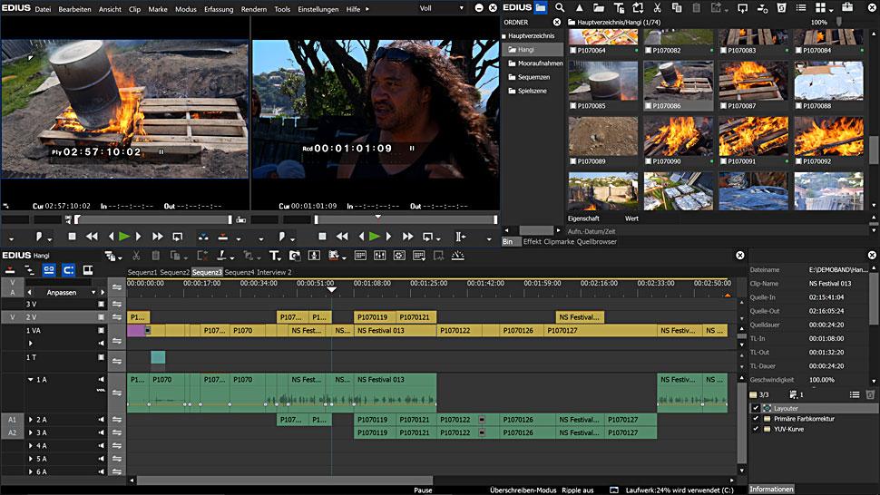 Edius 9: Der PC-Underdog - film-tv-video.de