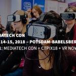 MediaTech Con: Geballtes Konferenzangebot