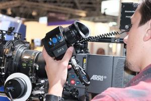 Arri Kamera-Neuheiten, EVF-2