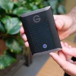 Kurztest: G-Drive Mobile Pro SSD