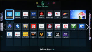 HbbTV / OTT / Samsung
