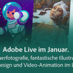 Adobe LIVE: Video-Animation und mehr