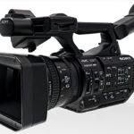 NAB2019: Neue Firmware für Sony-Camcorder Z190 und Z280