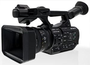 Camcorder, PXW-Z190, Sony, Z190 © Nonkonform