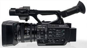 Camcorder, PXW-Z190, Sony, Z190, © Nonkonform