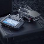 CES: Smarte Drohnensteuerung mit Display von DJI