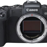 Canon EOS RP mit Vollformatsensor