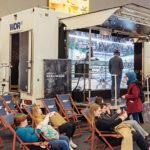 VR-Truck des WDR trägt virtuelles Bergwerk ins Land