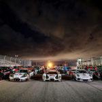 Funkstrecken für 24 Stunden-Rennen von Dubai