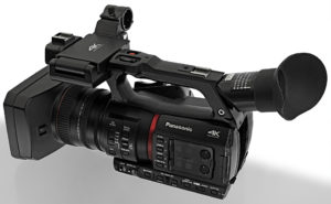 Handheld-Camcorder, AG-CX350, Panasonic, © Nonkonform