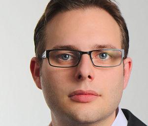 Philipp Glänzel, Geschäftsführer, CTO, Qvest Media Dubai