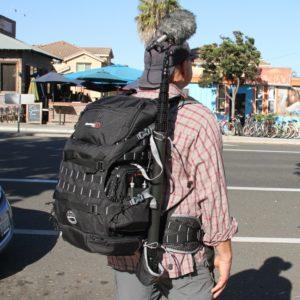 Kteks Stingray schützt die Ausrüstung