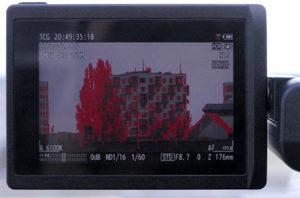 Panasonic, AG-CX350, © Harrer