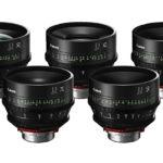 Canon kündigt Sumire PL-Festbrennweiten-Serie an