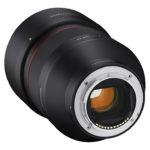Samyang: Vollformat-Objektiv mit 85 mm