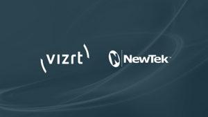 Vizrt, Newtek, Logos