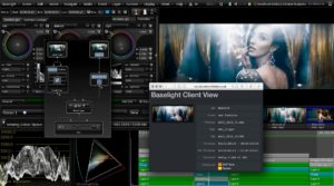 Neue Color Grading Tools bei BaseLight, T-Cam