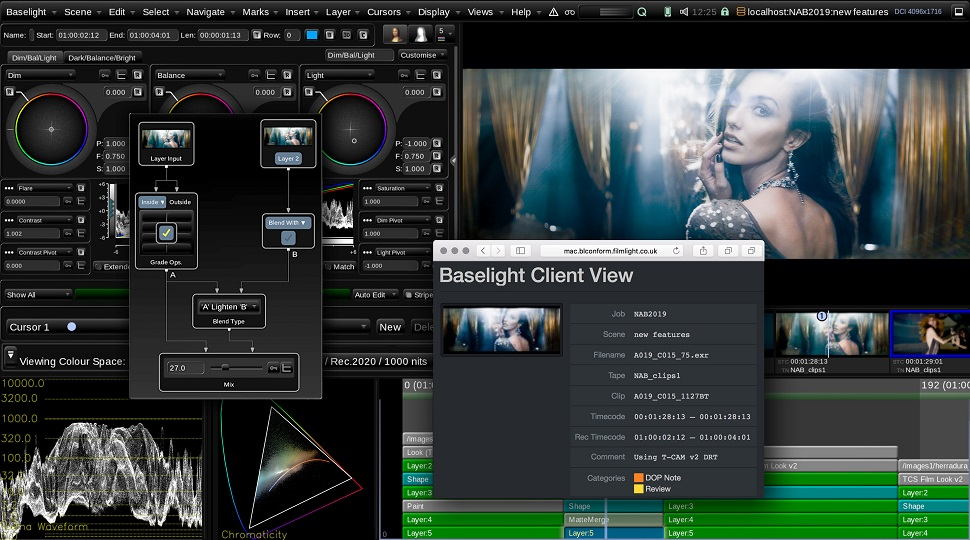 Baselight & Daylight jetzt mit nativem Prores Raw