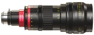 Angénieux, Objektiv, Zoom, Optimo 42-420 A2S