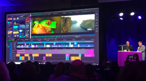 NAB2019, Avid Connect 2019, Avid, Media Composer, Michael Krulik, Dana Ruzicka, © Nonkonform